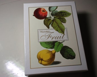 Vintage Winterthur Fruit Museum Cards Boxed Set