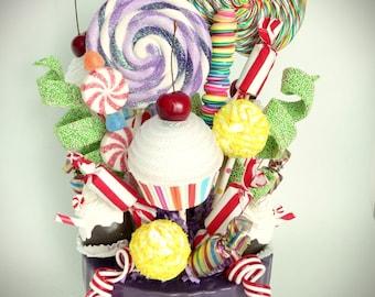 Fake Candy Centerpiece Candy Buffet Decoration