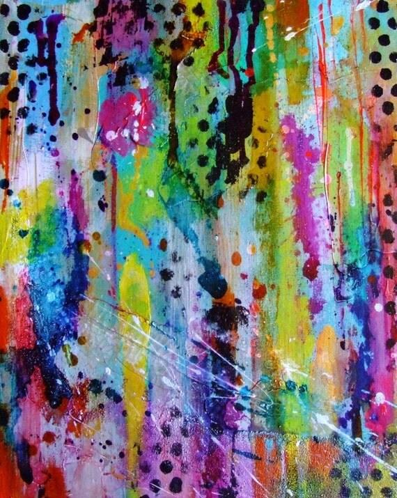 Art abstrait art contemporain peinture abstraite toile for Art contemporain abstrait