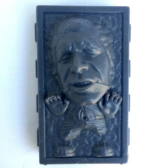 Star Wars SOAP Han Solo in Carbonite Party Favor