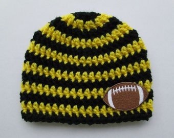 Pittsburgh Steelers, Pittsburgh Steelers Baby, Steelers Hat, Steelers Baby, Football Hat, Baby Hats, Toddler Hat, Mens Hats, Womens Hats