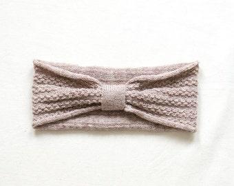 Maria | Headband - taupe