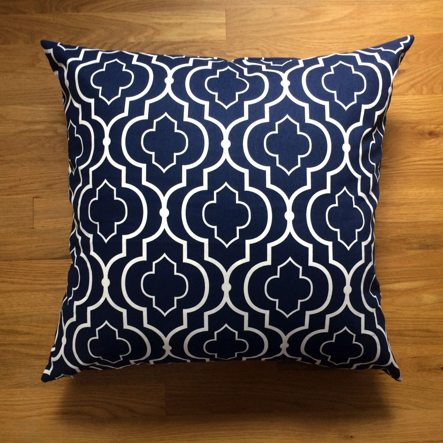 Navy Blue Floor Pillow Covers Moroccan Floor Pillow Covers