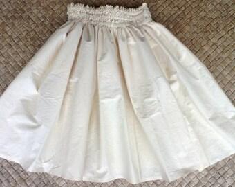 ADULT Muslin Practice Skirt