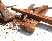 Rusty Nails ~ Magick ~ Spells ~ Protection ~ Wards ~ Witch Bottles ~ Binding ~ Primitive ~ Prop ~ Altered