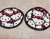 Hello Kitty  Car Coasters in sets of Two