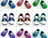 Crochet Pattern Baby Booties Twinkle Toes PDF 15-196 INSTANT DOWNLOAD