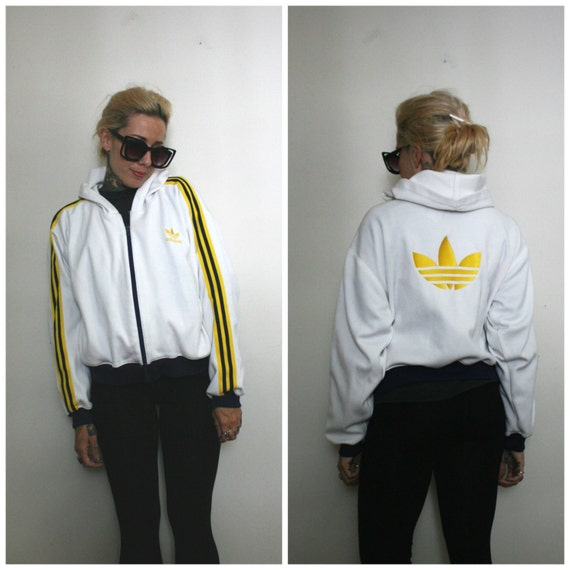 adidas neon jacket