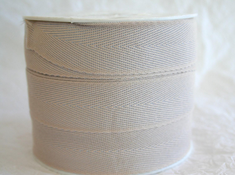 White apron tape -  3 75