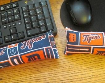 Detroit Tigers Wrist Rest, Mouse Pad Wrist Rest