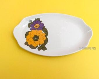 Myott 'Michelle' porcelain serving platter