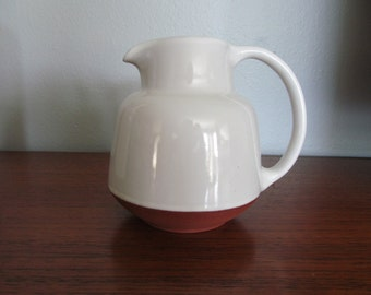 Vintage Edith Danmark pottery pitcher