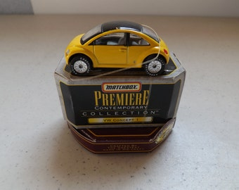 Matchbox VW Concept 1 Car Limited Edition