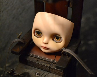 Electric Chair Miniature scale 1:6