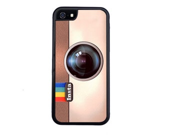Instagram Inspired iPhonography Case Design For iPhone 5/5s, 5c, 6/6s, 6/6s Plus, 7, 7 Plus, 8 or 8 Plus.