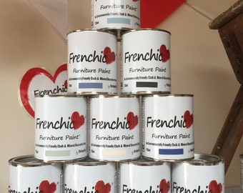 Frenchic 750ml Chalk and Mineral Furniture Paint