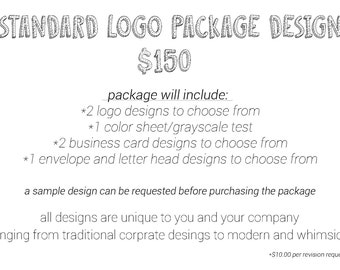 Standard Logo Package Design