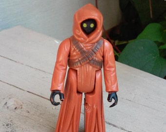 "Vintage Star Wars Jawa 3 3/4"" Action Figure Kenner 1977"