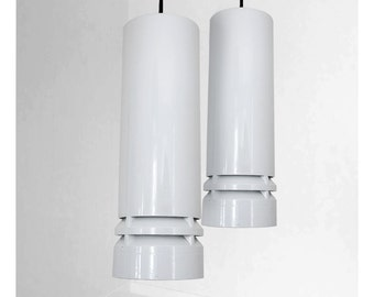 """Beautiful """"Tube"""" lamps from Nordic Solar Company"""