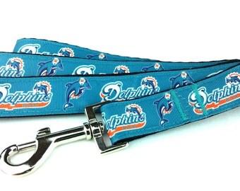 Miami Dolphins Pet Leash