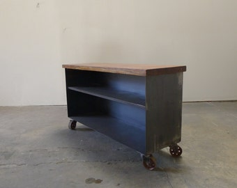 Tv stand or credenza reclaimed wood