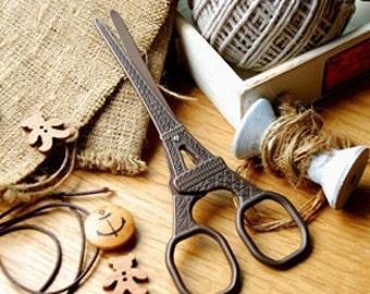 Antique Scissors Zakka Scissors Sewing Supplies DIY Manual Yarn Cut Thread Scissors Sets