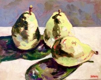 """Still life, """"Pears"""""""