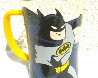 Batman Superhero Beer Mug