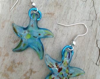 Dreamy Starfish Earrings