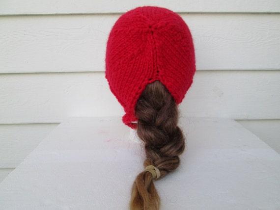 Ponytail Hat Pattern Ponytail Hat Ponytail Hole Hat