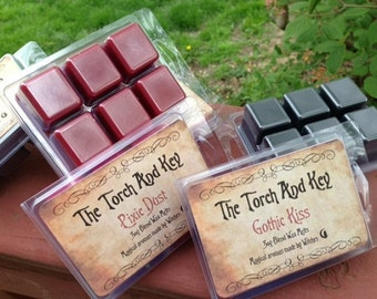 STONEHENGE Scented Soy Wax Melts - Tarts - Melting Wax - Vegan - Scallop Melts - Clamshell Wax Melts