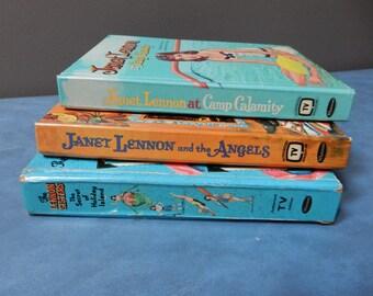 Lennon Sister Whitman Books