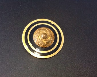 1920's art deco FABON FSE Paris 725 DEPOSE pin.