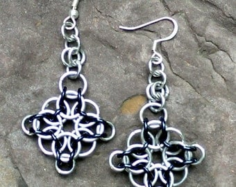 Celtic Style Earrings