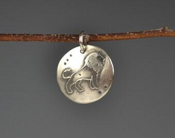 Lion totem-talisman-charm-amulet-spirit animal-power animal