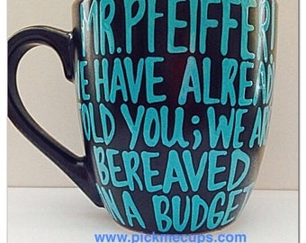Mr pfeiffer- we already told you- we are bereaved on a budget- Golden girls golden girls quotes stay golden