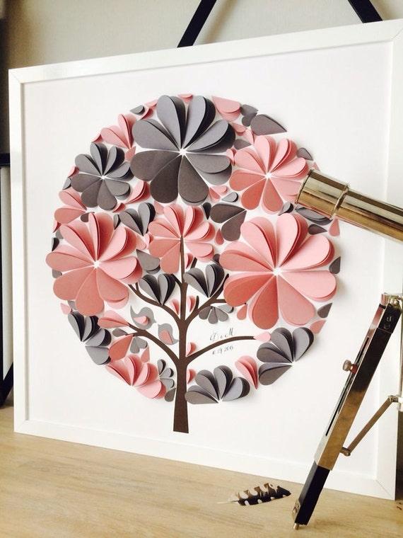 3d herzg stebuch einzigartiges g stebuch f r ihre hochzeit. Black Bedroom Furniture Sets. Home Design Ideas