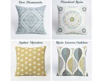 Decorative Throw Pillow Covers // Decorative Pillow Covers // Throw Pillow Covers-1EYN