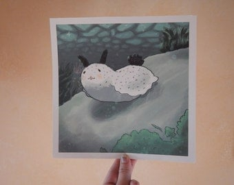 Sea Bunny - PRINT