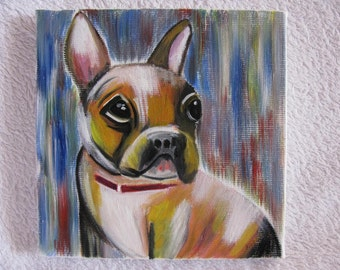Beautiful painting on a linen Canvas by Rosanna White