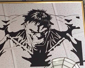 Comic Book Mirrors