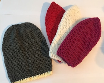 Large Baggy Beanie - Adult