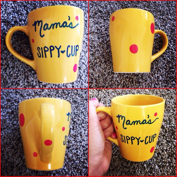 Mama's Sippy Cup