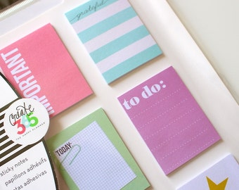 Me & My Big Ideas - Sticky Post It Notes - Important