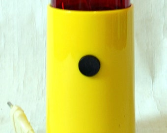 Working Soviet Vintage coffee beans grinder,electric,made in USSR,Latvia by factory STRAUME,80s,retro kitchen,new!