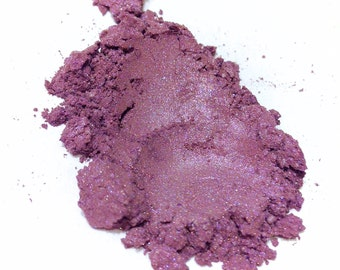 WILD GRAPE Mineral Eye Shadow - Natural Makeup - Gluten Free Vegan Face Color
