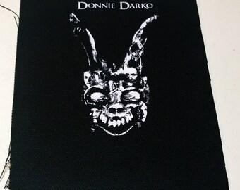 DONNIE DARKO patch horror punk goth Free Shipping