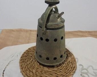 Coffeemaker  with alcohol burner- Excelsa Express FM trademark- vintage item decor home-