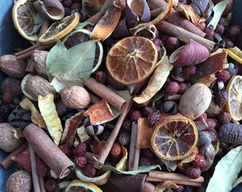 4 Cups Florida Orange Scented Potpourri
