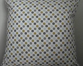 Orla Kiely **ROCKPOOL**  Cotton Cushion Cover 40cm